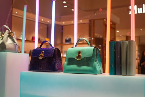 Affordable Luxury Handbags and Accessories Brand Positioning and Ad Evaluation​