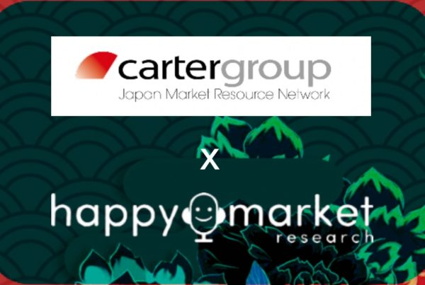 CarterJMRN x Happy Market Research