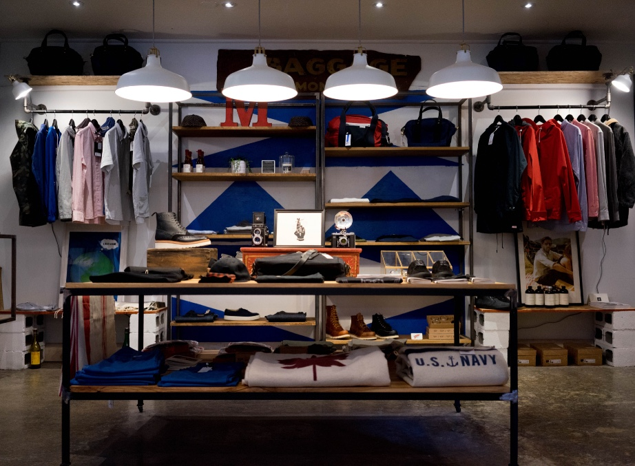 Luxury Apparel Brand Re-positioning and Retail Flagship Launch