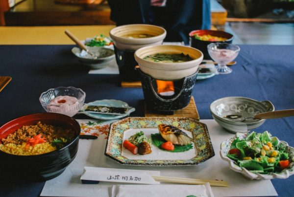 Mapping the Japanese Diet and Eating Habits for Food Technology Start Up